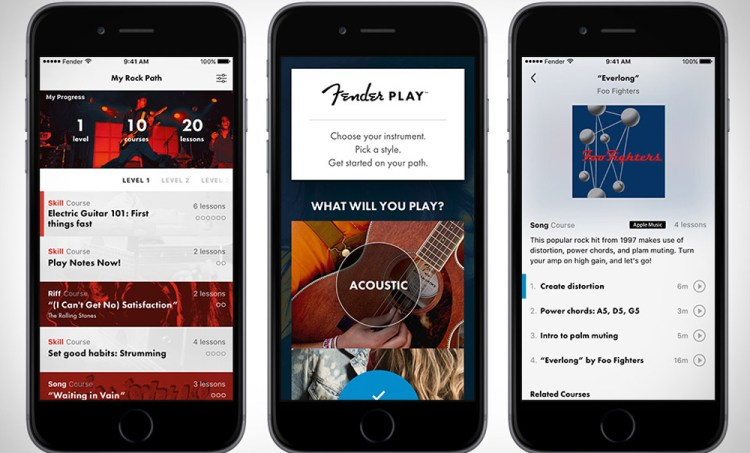 How Fender Guitars Develops Digital Products That Move Their Business