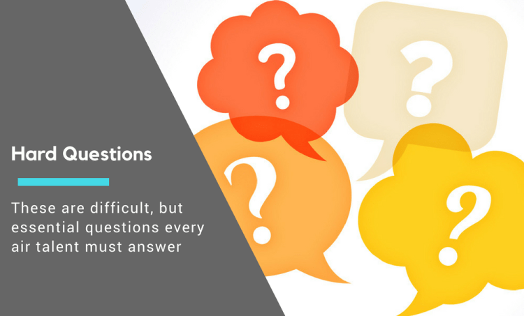 5 Critical Questions Every Air Personality Must Answer