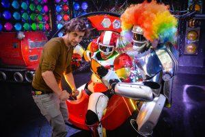 robot show tokio