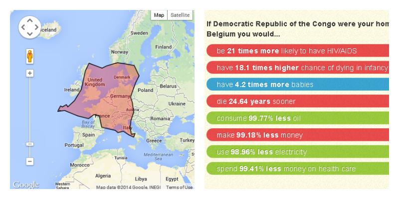 belgie vs congo