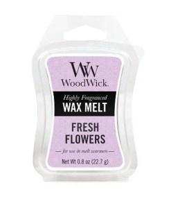 Tjooze - Woodwick Waxmelt - Fresh Flowers