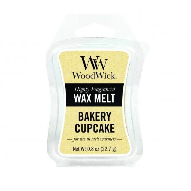 Tjooze - Woodwick Wax melt - Bakery Cupcake
