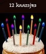 Angel Flames - Verjaardag kaarsjes - Gekleurde vlam - Tjooze -