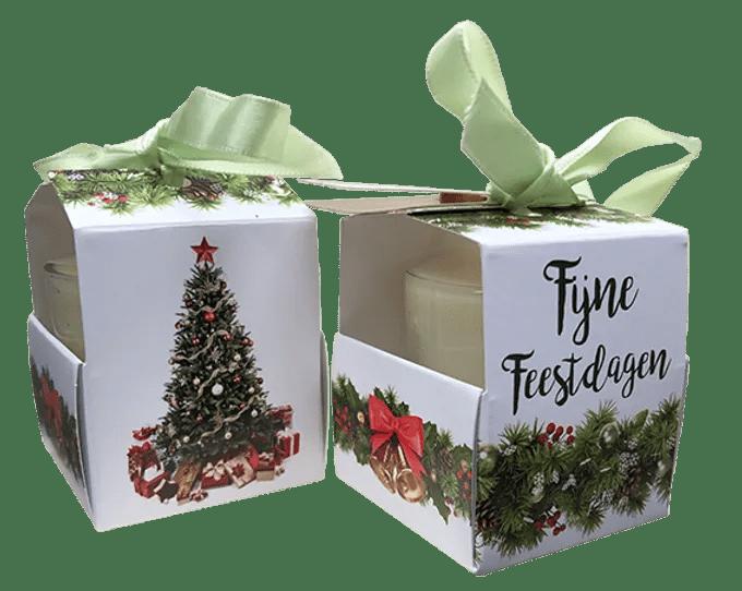 Fijne Feestdagen - Kerstboom