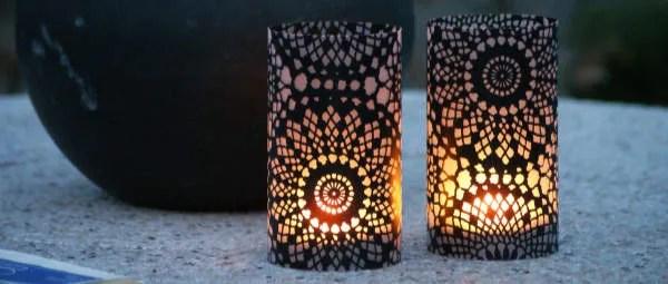 Tjooze - CandleCover Arabesk