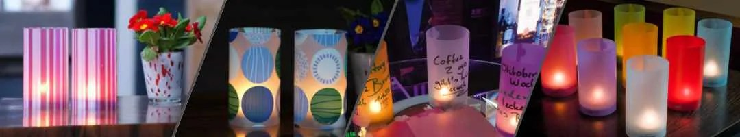 Tjooze Zomer Candlecover banner