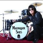 H.W. Rosenbaum with TJS Custom Drums