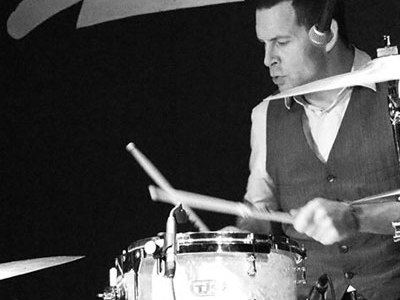 P.H. Naffah Drummer for Roger Clyne and the Peacemaker