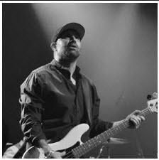 Nick Scropos - Bass
