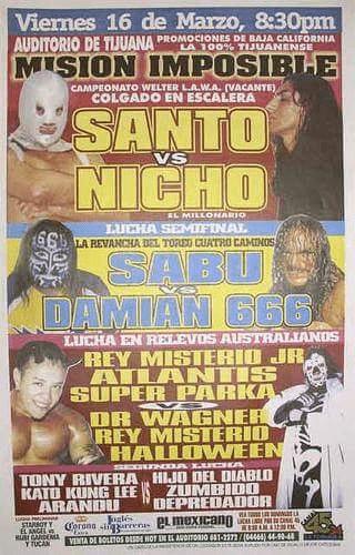 Damián 666 y Sabú tienen su historia en Tijuana – TJ Sports