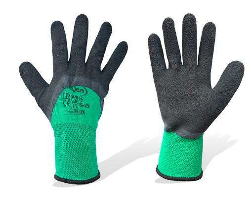 вспінені рукавички