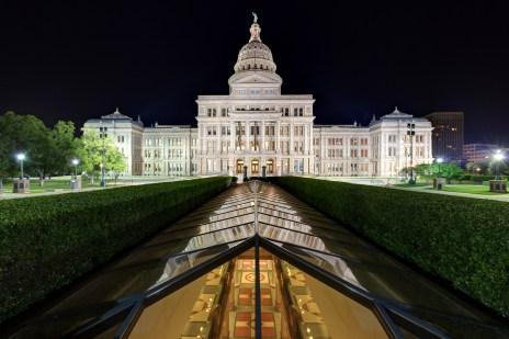 Texas State Capitol Passageway
