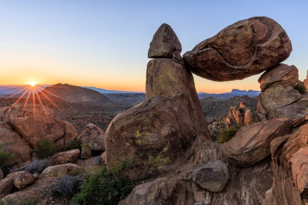 BBNP - Balanced Rock
