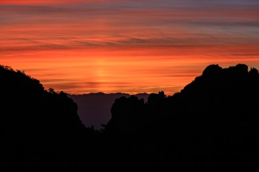 Lost Mine Trail Sunrise