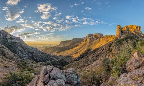 Juniper Canyon Sunrise