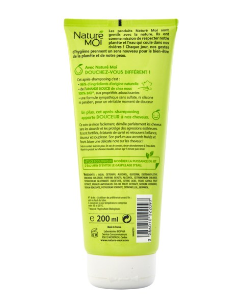 EXTRA GENTLE CONDITIONER 200 ml.