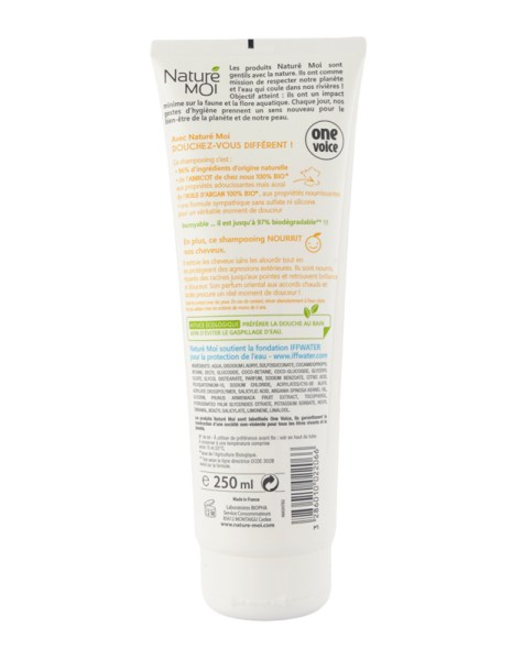NOURISHING SHAMPOO 250 ml.