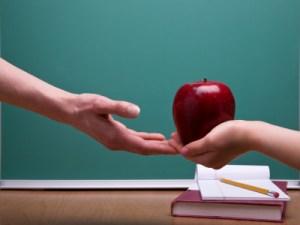 Teacher-Apple