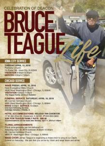 uncle bruce memorial