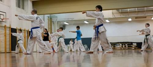 Trening in skupinske forme