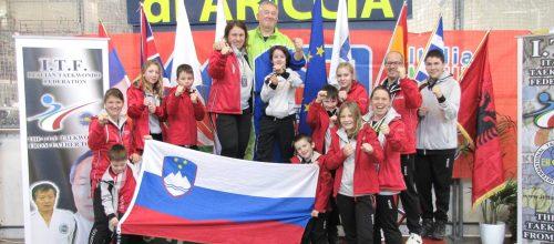 European Championship Open 2017 Ariccia, Italy