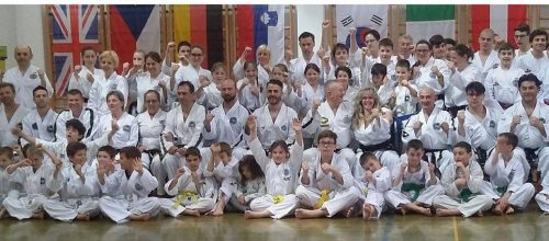 Taekwon-Do Chocolate Weekend 2017