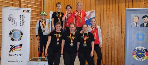 Izreden uspeh na 2. Open German ITF