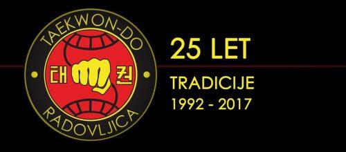 25 let Taekwon-Do kluba Radovljica