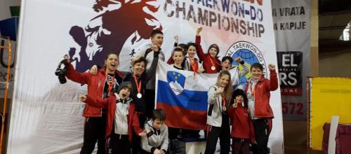 Lep uspeh na 13. Serbia Open v Subotici