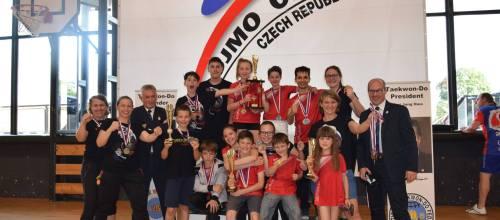 2a migliore squadra della Znojmo Open 2018