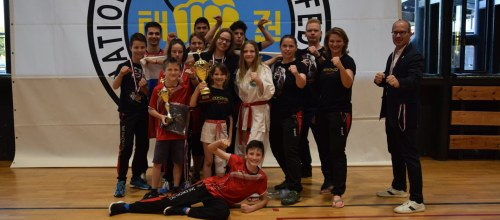 Znojmo Open 2019 – 3rd best club of the competition