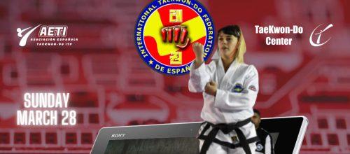 1st Virtual Spain Open