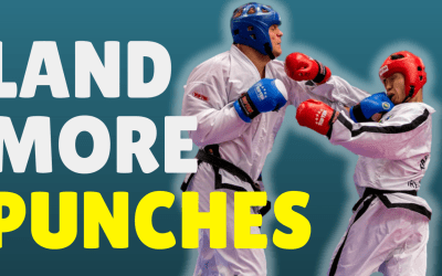 How To Punch In ITF Taekwon-Do
