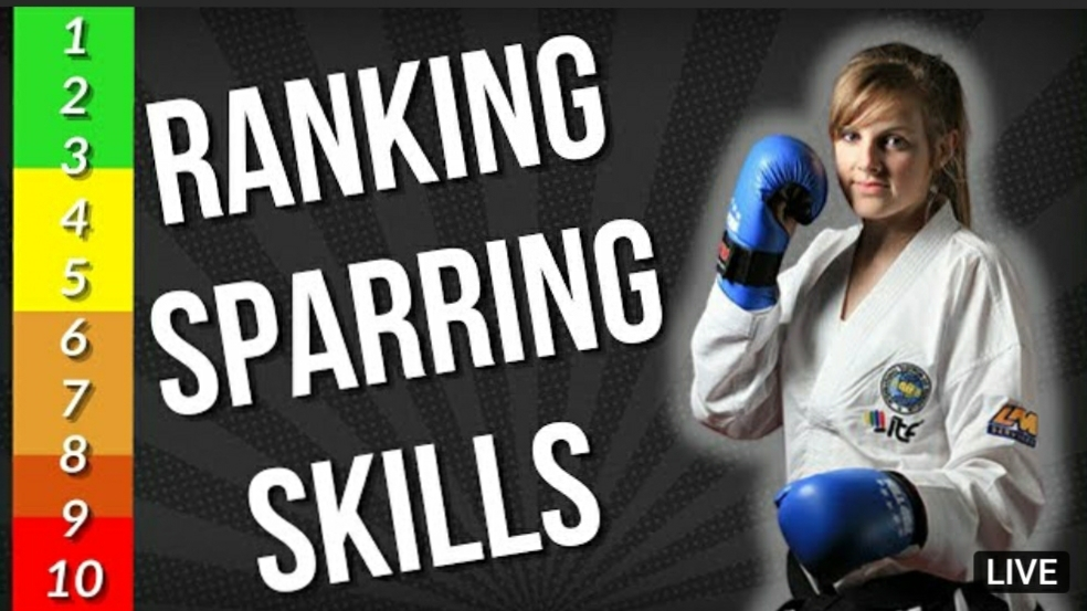 10 Must Have Taekwon-Do Sparring Skills