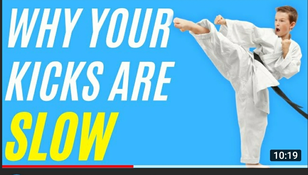The 1 Thing You Must Know To Kick Faster