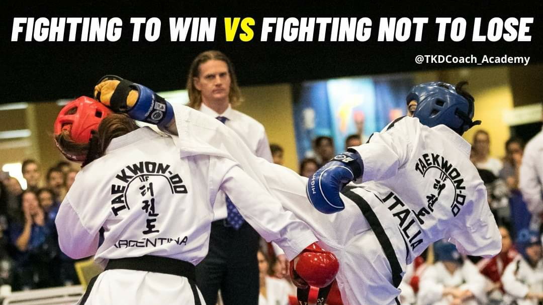 Do you fight to win or fight not to lose?