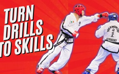 Number 1 Reason Your Sparring Drills Don't Work