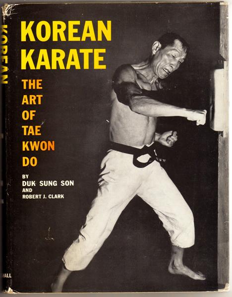 Korean Karate by Robert Jenkins Clark