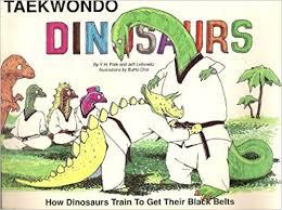 Taekwondo Dinosaurs