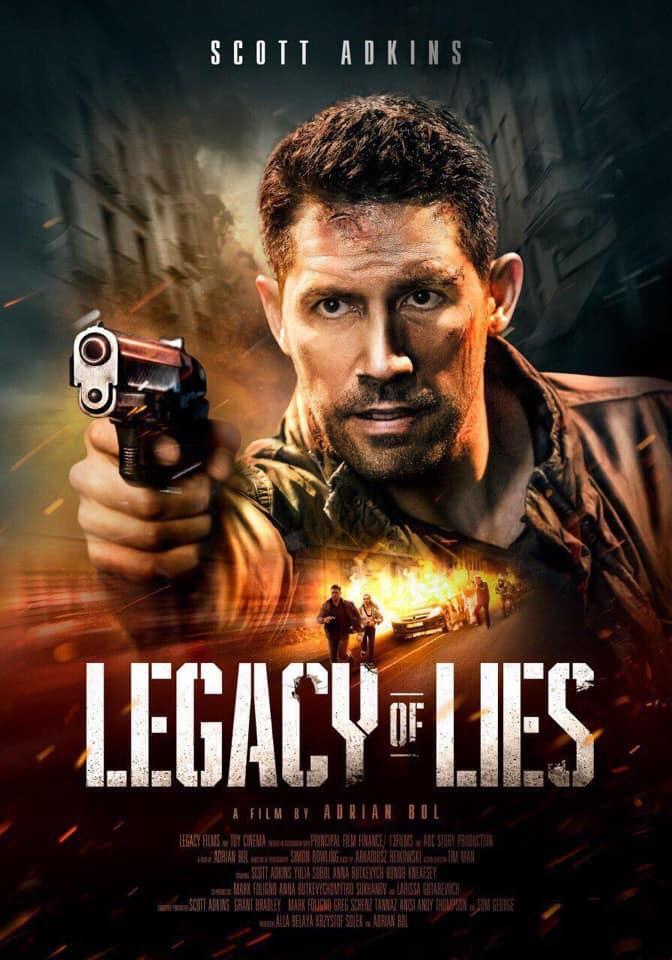 Scott Adkins Soars in Legacy of Lies