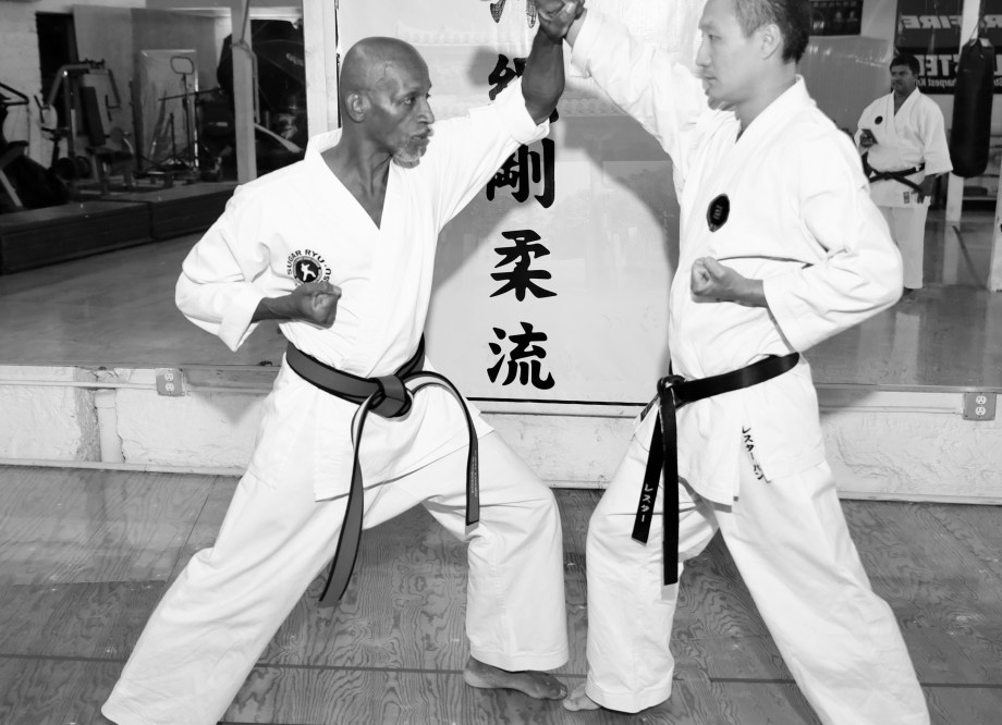 "Grandmaster Robert ""Sugar"" Crosson"