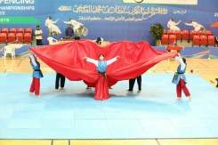 Demonstration Team WTF thiqah club (15)