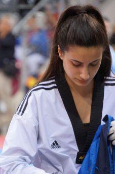 kyriaki kouttouki taekwondo