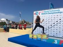 xristina mavrikou tkdmag wtf beach europaiko poomsae (15)