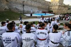 World Taekwondo Beach Championships Ρόδος τελετή έναρξης φωτογραφίες (34)