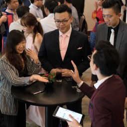TK Jiang Digital iPad Magician