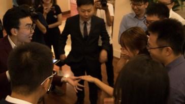 Singapore Digital iPad Magician TK Jiang