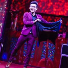 TK Jiang Bilingual Digital iPad Corporate Magician