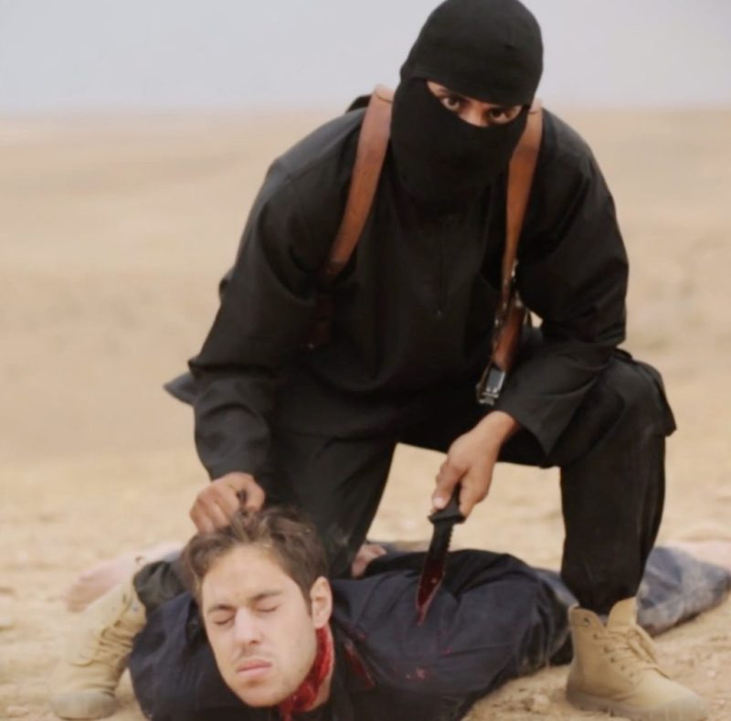 WARNING, EXTREMELY GRAPHIC VIDEO: ISIS Syrian Soldiers And Peter