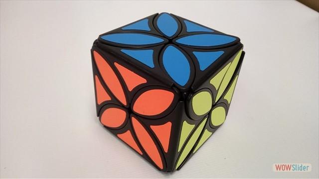 Кловер куб